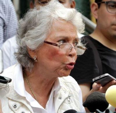 Sánchez Cordero rechaza administración de AMLO busque controlar la radio y televisión