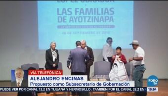 Se Hará Investigación Certeza Sobre Caso Ayotzinapa