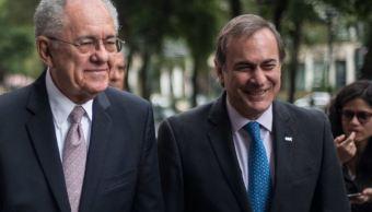Seguridad no se negocia en el NAIM, dice Juan Pablo Castañón