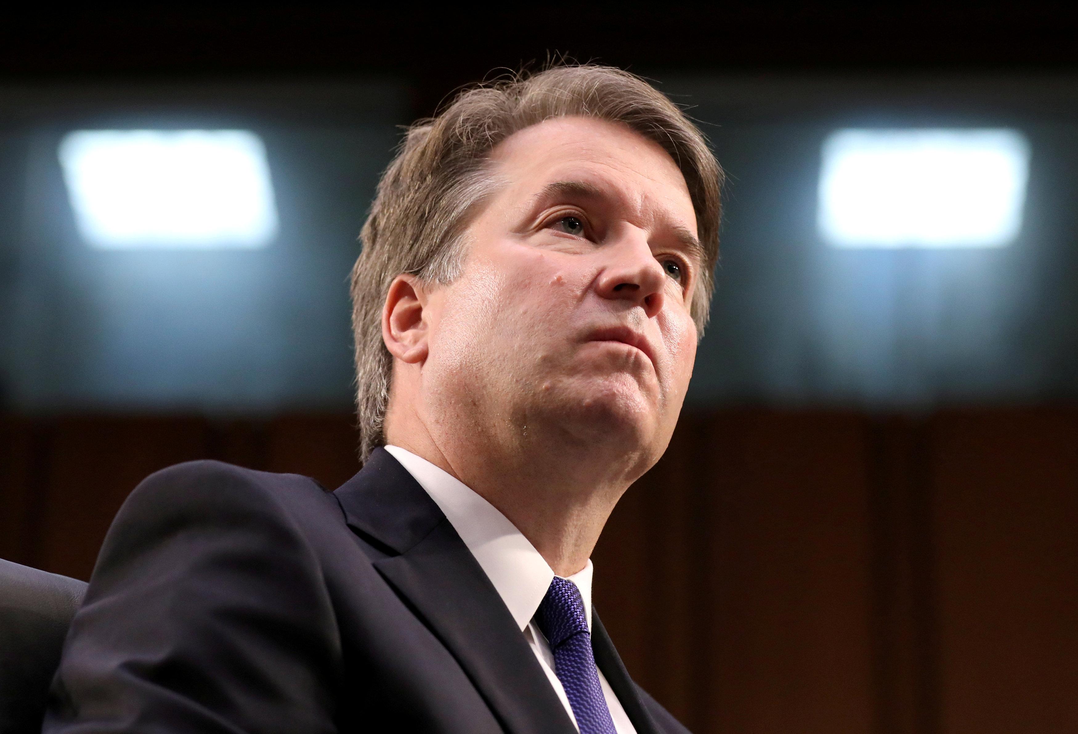 Senado votará candidatura de Kavanaugh a la Corte Suprema