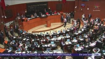 Senadores sí tendrán servicio de alimentos en sesiones largas