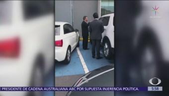 Señalan a juez por ataque contra auto de anciano