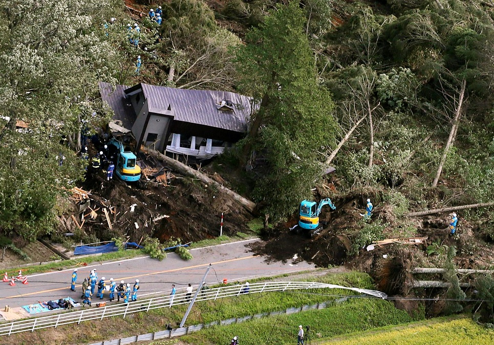 Sismo en Japón hoy 2018: 30 desaparecidos y 87 heridos