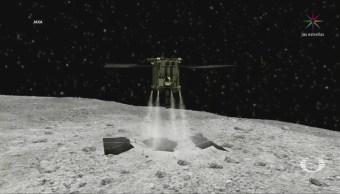 Sonda Japonesa Lanza Minirobots Sobre Asteroide Tecnología