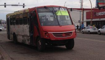 Huelga de transportistas en Sonora afecta a miles