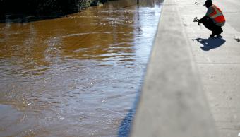 Florence: Temen derrame de carbón en río Carolina del Norte