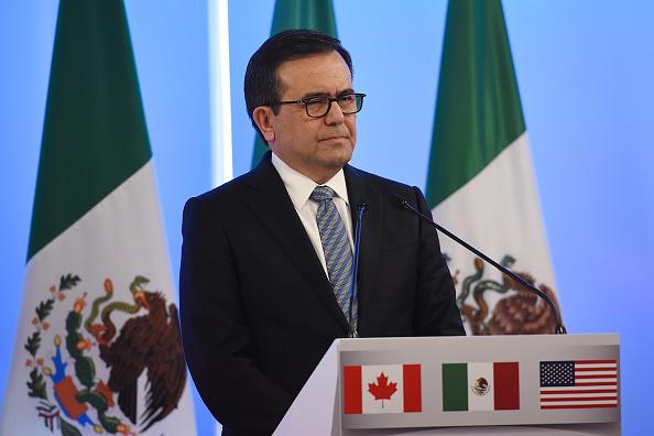 México presentará hoy acuerdo comercial con Estados Unidos