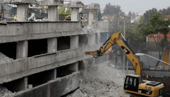 Cenapred: Sismo del 19S intensificó hundimientos en CDMX