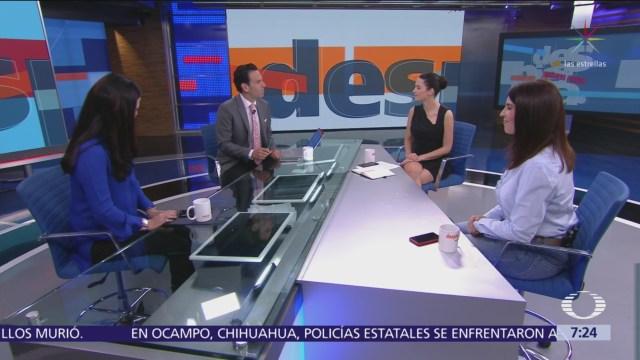 Transición de Peña Nieto a AMLO, análisis en Despierta
