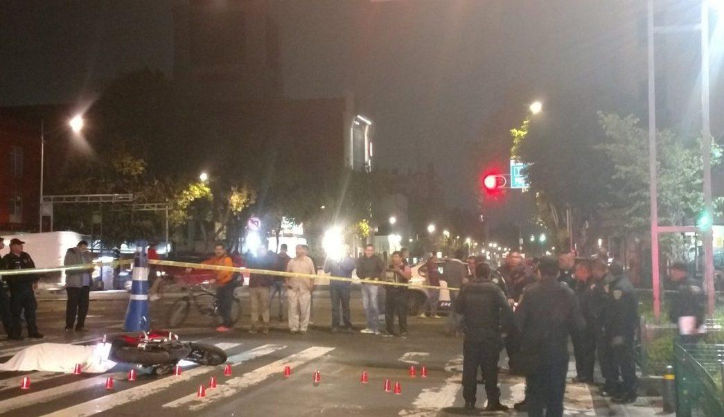 Tres balaceras en CDMX dejan dos muertos