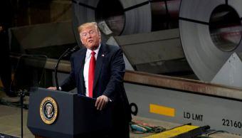 Trump celebra nuevo TLCAN, 'un fraude' según New York Times