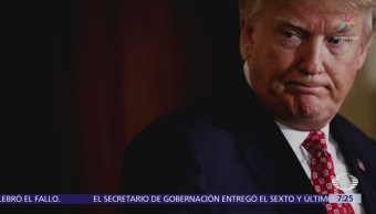 Trump debería ser sometido a juicio político, según 49% de estadounidenses