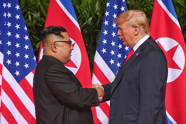 Kim Jong Un y yo nos enamoramos, dice Trump