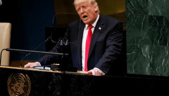 Trump habla ante la Asamblea General de la ONU