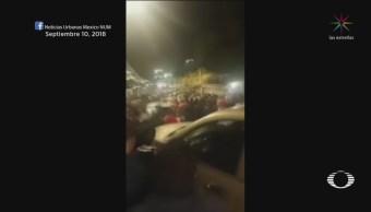 Turba lincha a un hombre en Cuajimalpa