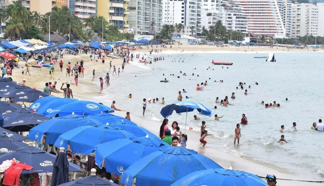 Acapulco turismo, habrá mar de fondo en fiestas patrias