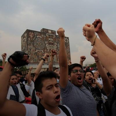 Vinculan a proceso a acusado de motín en Rectoría de la UNAM