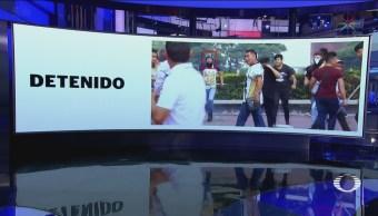 Van 3 Detenidos Agresiones Estudiantes CCH Azcapotzalco