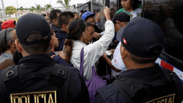 Crisis en Venezuela: Caracas niega emergencia migratoria