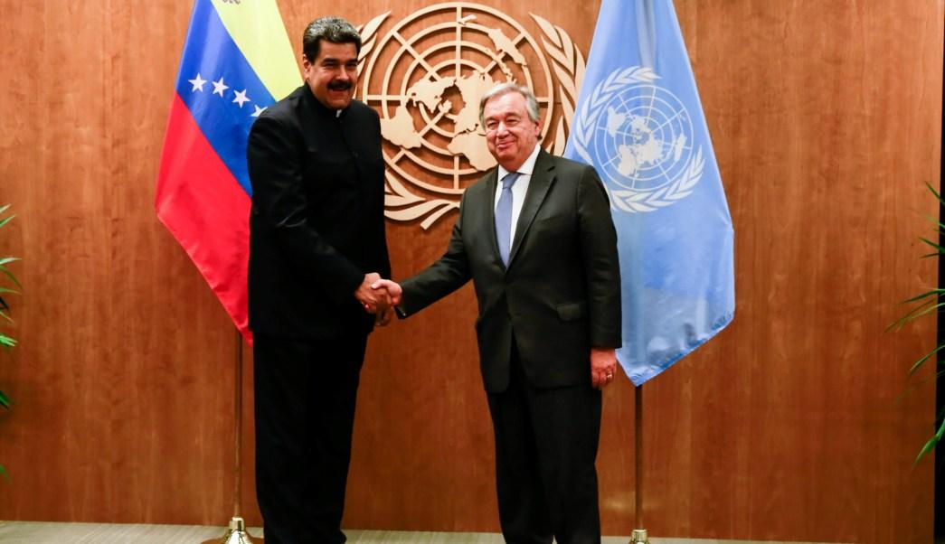 ONU pide a Venezuela aceptar ayuda humanitaria