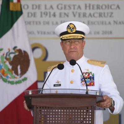 Secretario de Marina realizará gira de trabajo por Suecia y el Reino Unido