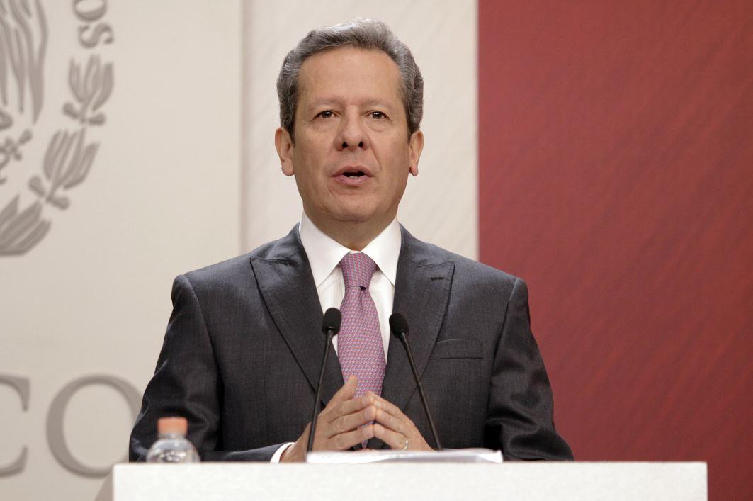 Vocero confía que nuevo TLCAN lo firme Peña Nieto