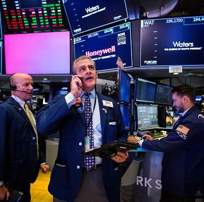 Wall Street cierra mixto y el Dow Jones avanza 0.61 por ciento