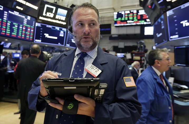 Wall Street cierra mixto y el Dow Jones desciende un 0,23 %