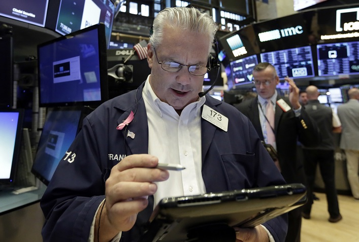 Wall Street cierra mixto y el Dow Jones avanza