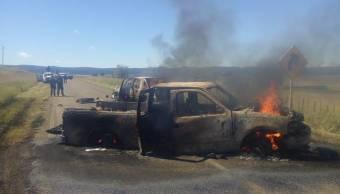 enfrentamiento entre grupos criminales deja cinco muertos ignacio zaragoza chihuahua