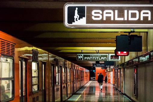 Video: Conductor del Metro admite haber manejado ebrio