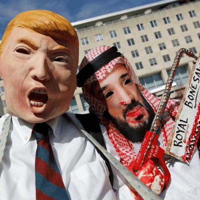 Trump niega que Pompeo haya visto grabación del asesinato de Khashoggi
