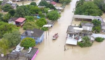 Declaratoria emergencia Veracruz, Oaxaca y Durango
