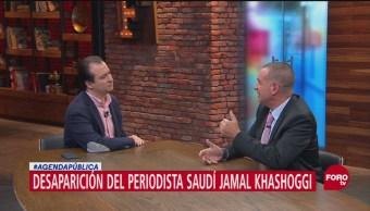 La Desaparición Del Periodista Saudí Jamal Khashoggi Mauricio Meschoulam