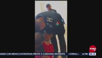 Agentes Torturan Detenido Chihuahua Ciudad Juárez