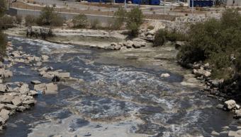 CDMX debe aumentar tratamiento de aguas residuales, dice IPN