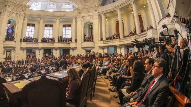 Rinden protesta 16 nuevos alcaldes de la CD