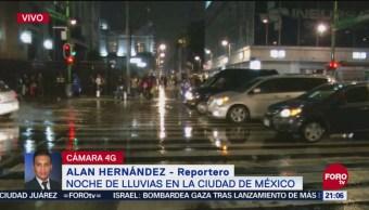 Alerta Lluvias Ciudad De México Inundaciones