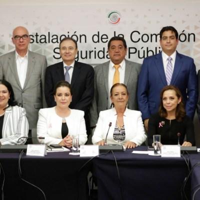 Durazo: Iniciativa de ley para crear la SSP, la próxima semana