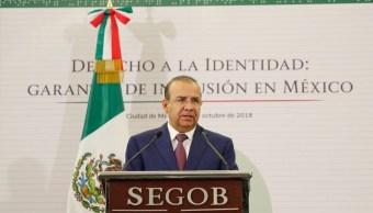 Migrantes no ponen en riesgo soberanía de México