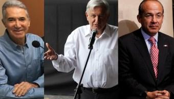 AMLO y Calderón responden a declaraciones de Madrazo sobre elección de 2006
