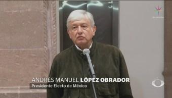 AMLO Prefiere Santa Lucía Construir Nuevo Aeropuerto
