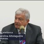 AMLO sostiene reuniones privadas con miembros de futuro gabinete