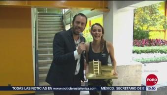 Ana Luisa, ganadora de la Gran Carrera de Matutino Express