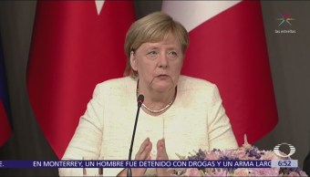 Angela Merkel anuncia fin de carrera política para 2021