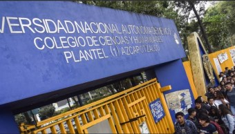 Anuncia UNAM reanudación de clases en CCH Azcapotzalco
