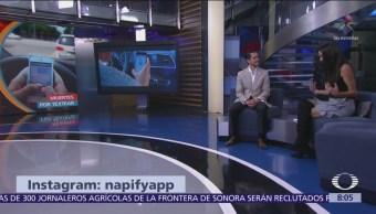 App mexicana Napify premia a usuario por no textea