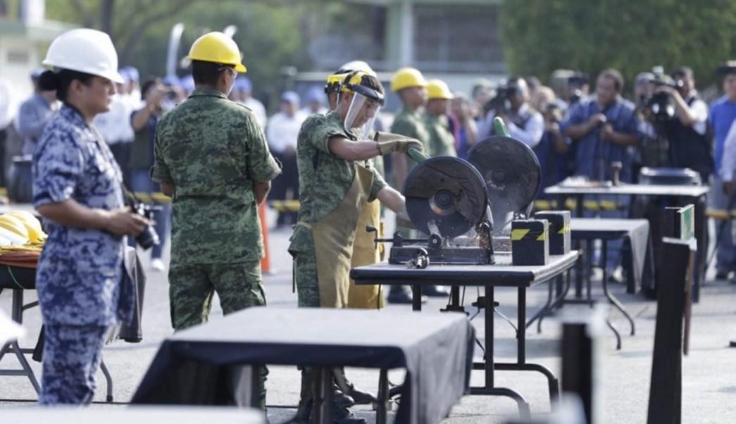 Seguridad Tamaulipas; destruyen más 3 mil armas aseguradas