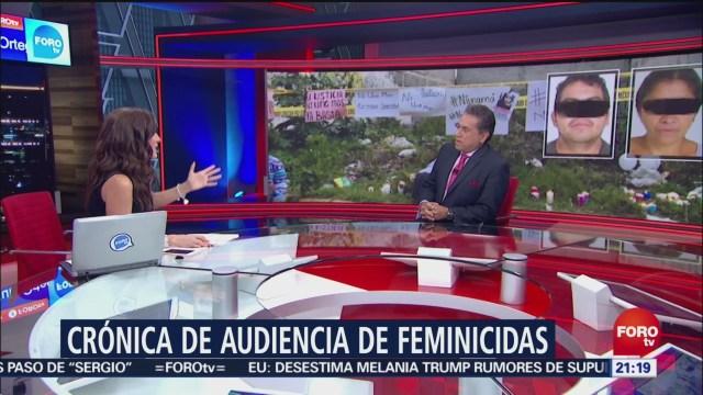 Audiencia Feminicidas Ecatepec EdoMex Relato Audiencia