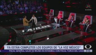 Así se vivió el último día de audiciones en 'La Voz México'